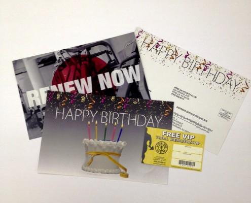 ABC postcards