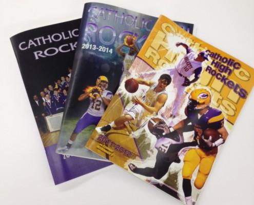 Catholic High School programs
