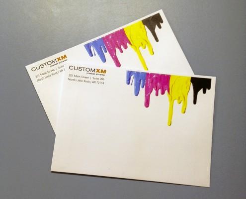 CustomXM envelopes