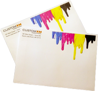 CustomXM envelopes
